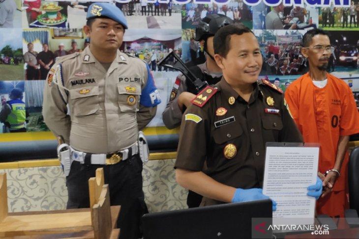 Nabi palsu dari HST dituntut tiga tahun penjara