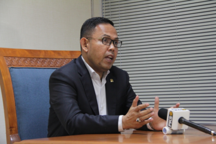 Anggota DPR RI soroti pemangkasan anggaran sektor pangan