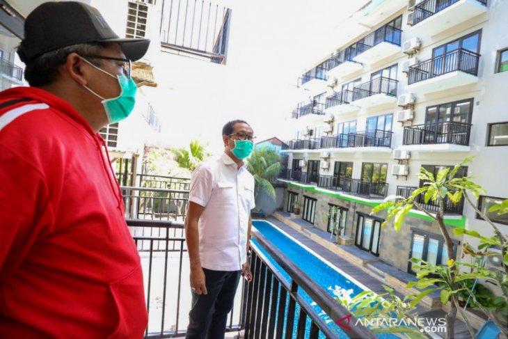 Pemkab Badung siapkan tambahan hotel tempat isolasi PMI