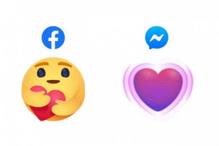 Facebook tambahkan  reaksi