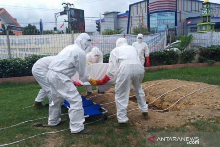 Antisipasi penolakan jenazah COVID-19, polisi bentuk tim pemakaman