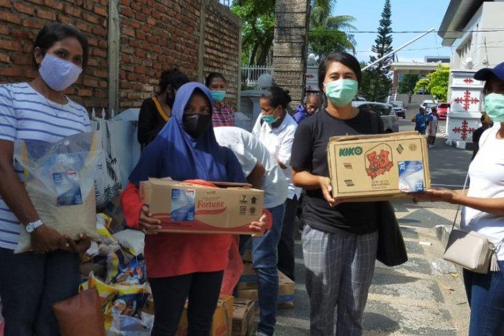 Sinergitas dua perempuan bantu jurnalis di  Kota Ambon