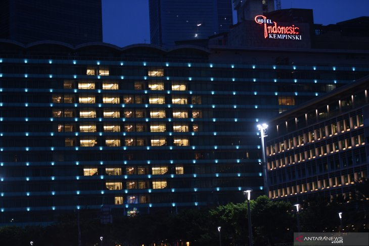 Hundreds of medical workers staying in four DKI Jakarta hotels