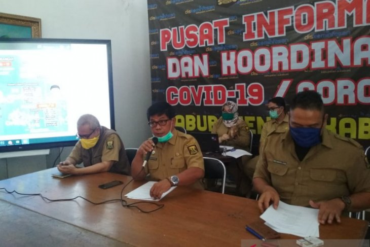 Dua pasien positif COVID-19 dinyatakan sembuh di Sukabumi