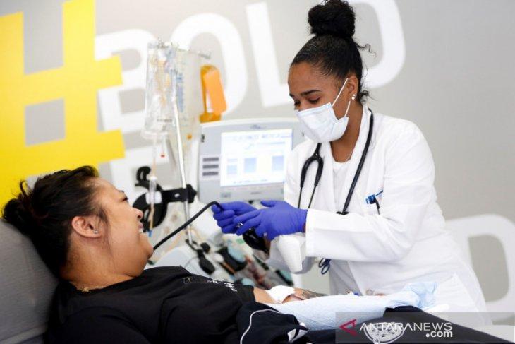 Takeda: Tes pengobatan COVID-19 dengan darah pasien pulih dimulai pada Juli