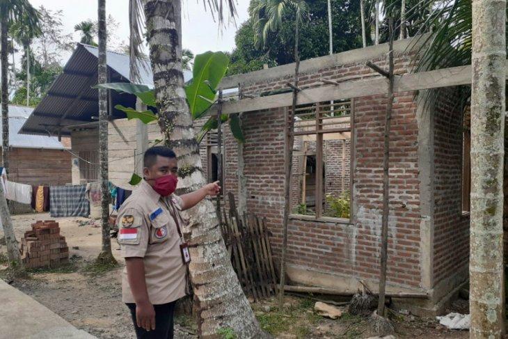 Ini temuan YARA: Lima rumah bantuan terbengkalai di Aceh Utara