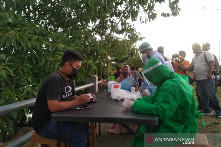 Pengunjung Pantai Ulee Lheue Aceh wajib jalani tes COVID-19