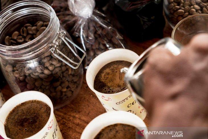 Kampanye #SatuDalamKopi gairahkan bisnis kopi di tengah pandemi Covid-19