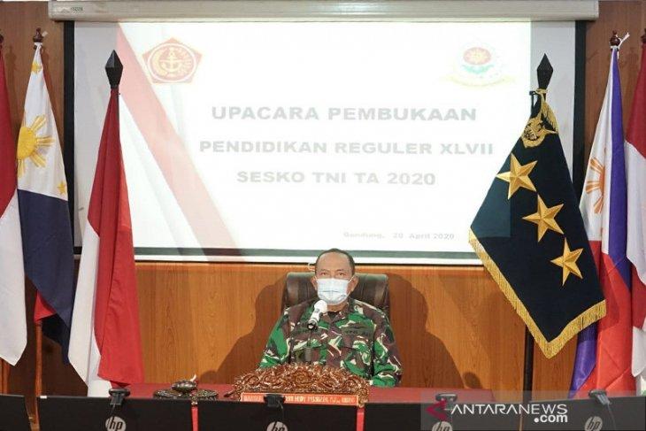 Panglima TNI: Soliditas TNI-Polri jadi bukti  pilar bangsa