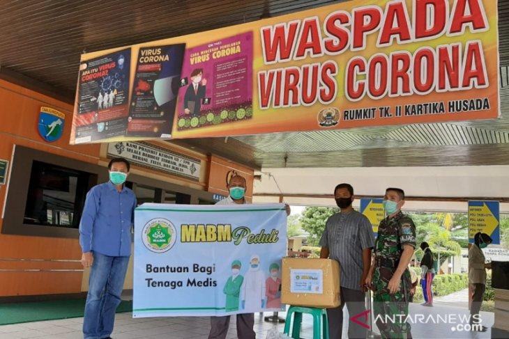 MABM Kalbar bantu APD untuk 10 rumah sakit