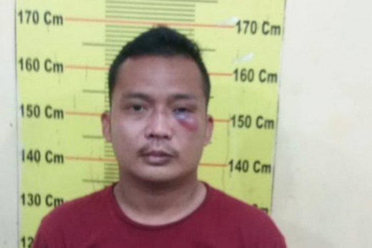 Polisi tangkap pelaku penggelapan sepeda motor di Medan