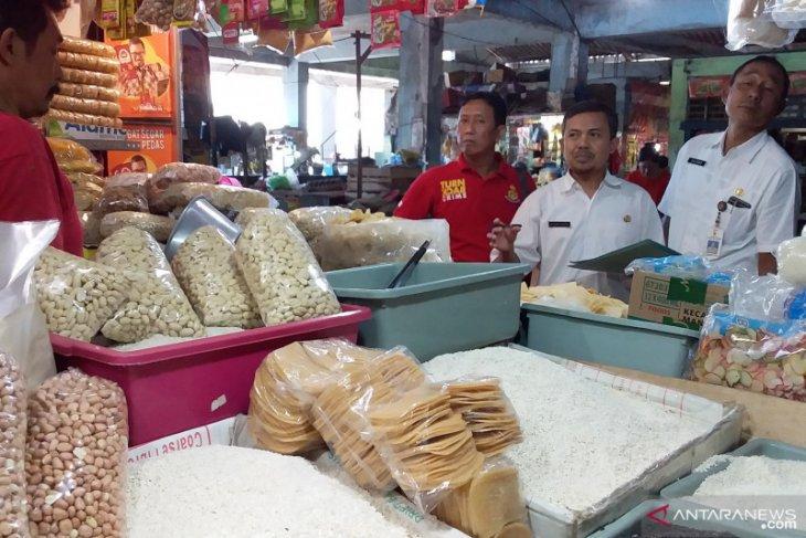 Harga bahan kebutuhan pokok di Jember masih stabil jelang Ramadhan
