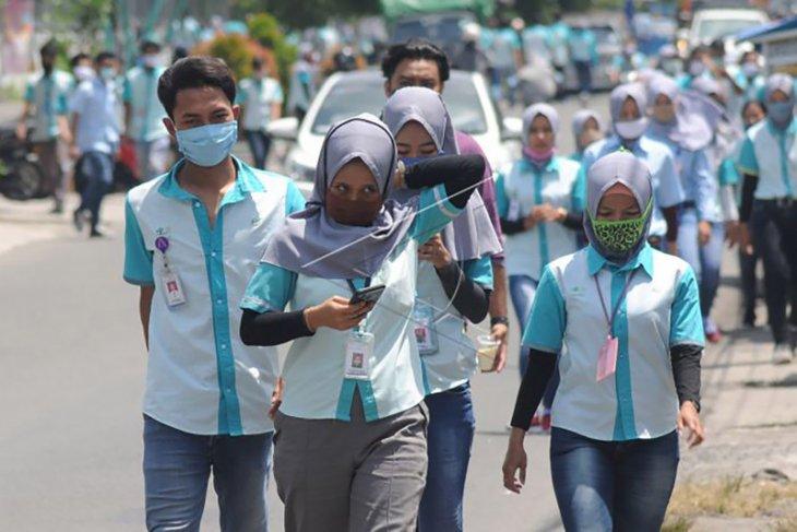 KSBSI Kalbar advokasi tenaga kerja yang di-PHK akibat COVID-19
