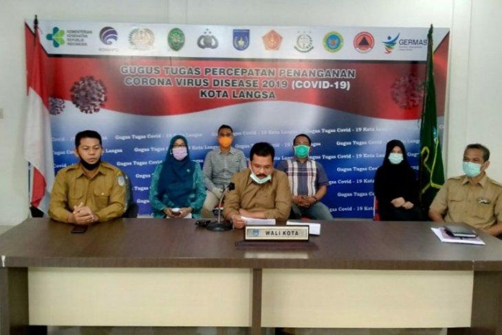 Seorang warga Langsa berstatus PDP Corona usai dirawat di Medan