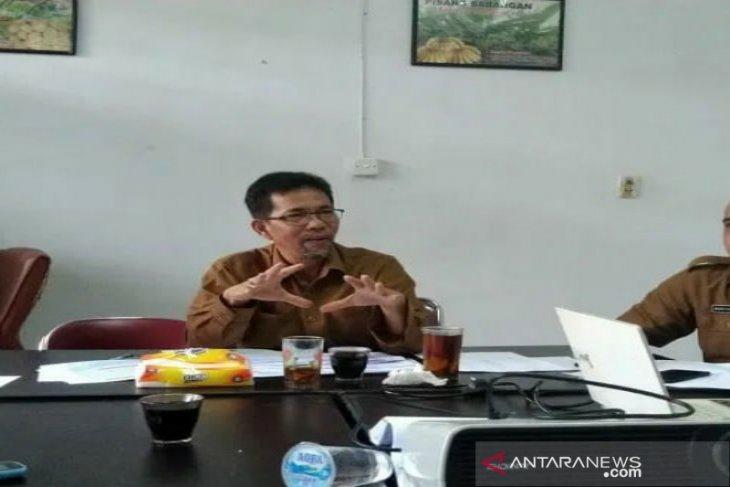 Bawang merah asal Sumatera Barat