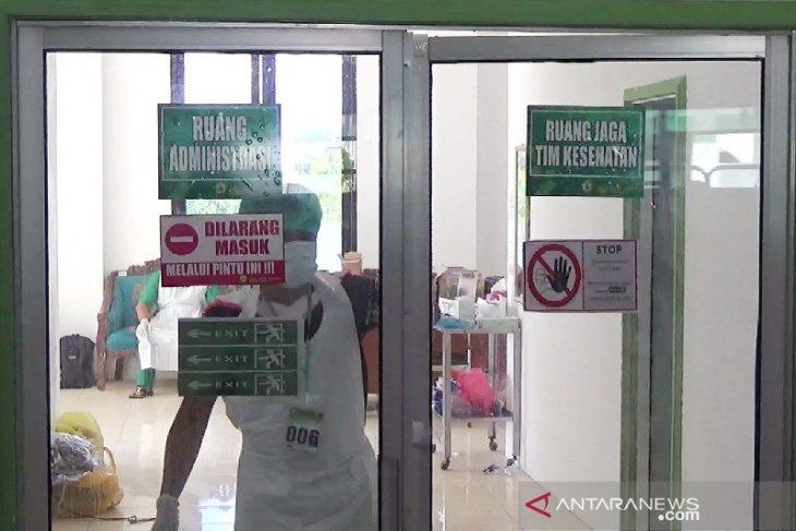 PDP HSS bertambah menjadi enam, pasien rujukan tiga orang