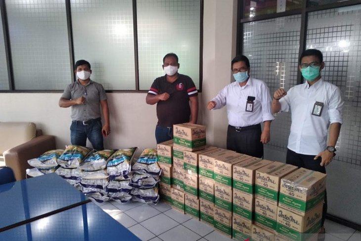 UP3 PLN Sibolga bantu PWI Sibolga-Tapteng
