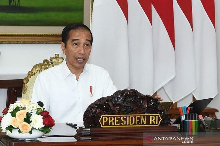 Roll out economic stimulus to keep real sector moving: Jokowi