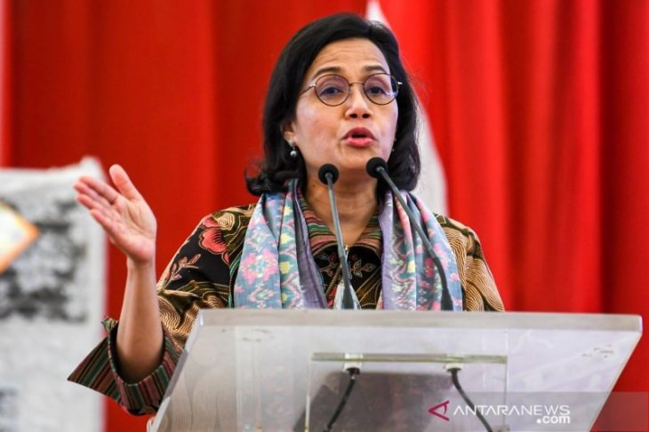 Sri Mulyani ungkap syarat UMKM peroleh keringanan kredit