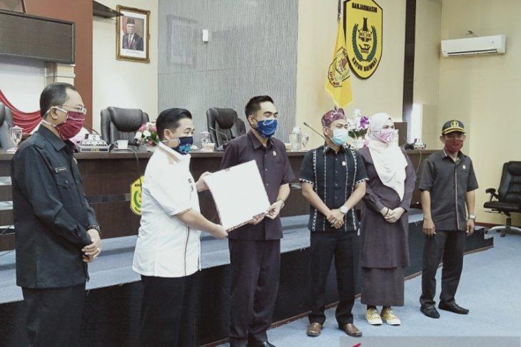 Raperda RTRW Banjarmasin akan perbaiki penetapan lokasi jalur hijau