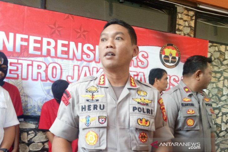 Selama pandemi COVID-19, angka kriminalitas di Jakarta Pusat turun