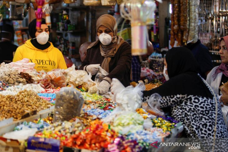 Pemerintah Irak longgarkan 'lockdown' menjelang Ramadhan