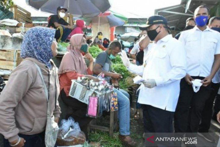 Gubernur Babel minta pemkot atur kepadatan pasar jelang Ramadhan