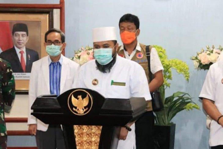 Wali Kota Bengkulu minta warga salat tarawih di rumah