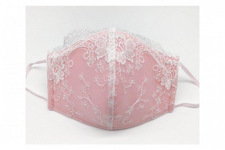 Masker dari bahan bra benar-benar diproduksi di Jepang