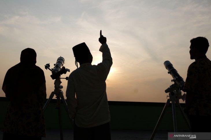 LAPAN perkirakan awal Ramadhan bakal seragam dimulai 13 April