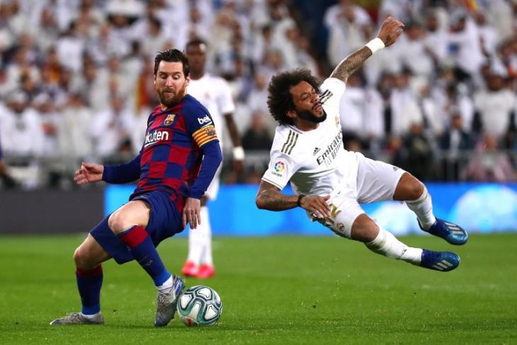 Liga Spanyol: Marcelo perparah krisis cedera bek Real Madrid