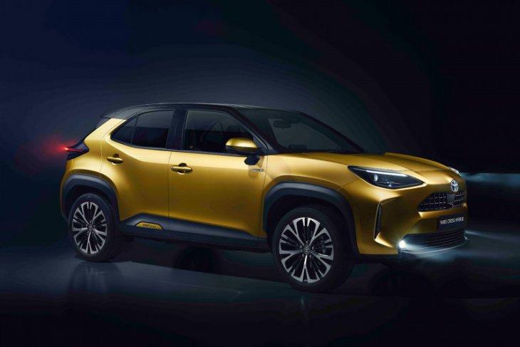 Toyota Yaris Cross meluncur tahun ini, begini tampilannya