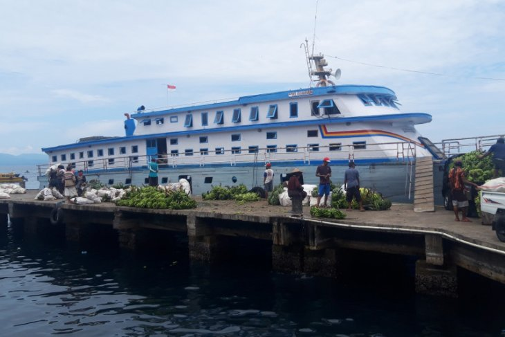 Dishub  Pelayaran kapal rute Taliabu -Ternate normal