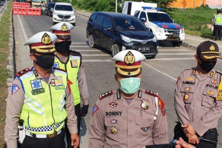 Polrestabes Medan gelar Operasi Ketupat Toba 2020 di tiga titik