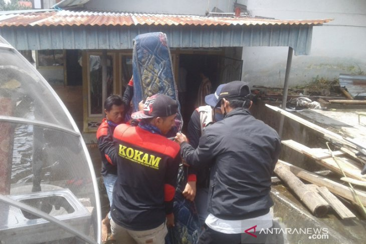 BPBD Rejang Lebong minta warga waspadai banjir-longsor susulan