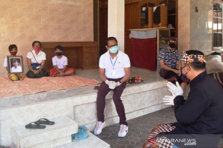 Wabup Badung kunjungi keluarga PMI meninggal di AS