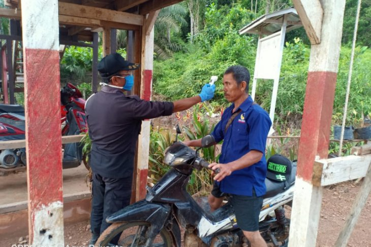 Kencana Group Region Sejiram cegah COVID - 19 di lokasi kebun sawit
