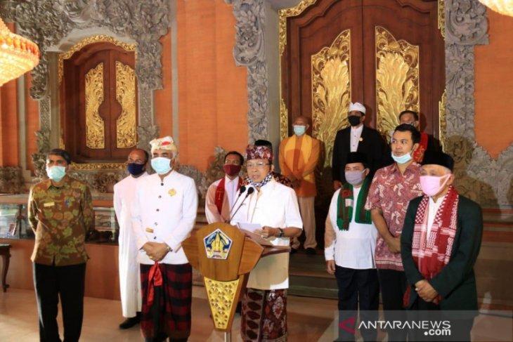 Gubernur ajak umat Muslim berpuasa ikuti protokol COVID-19