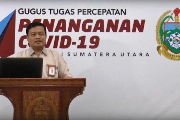 Cegah penyebaran COVID-19, penerimaan siswa baru di Sumut dilakukan secara daring