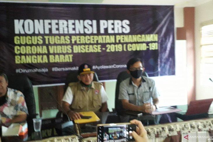 Wisma karantina di Bangka Barat rawat tujuh orang OTG dan ODP