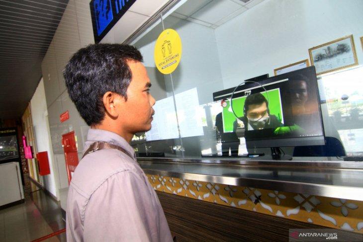 Bandara Supadio Pontianak siapkan loket khusus
