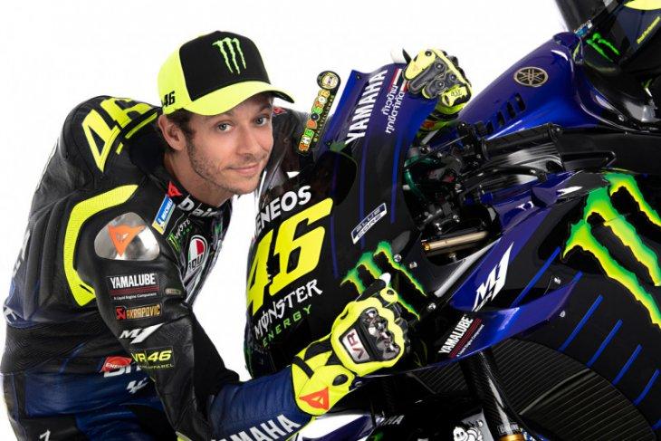 Valentino Rossi beri sinyal lanjut balapan pada 2021