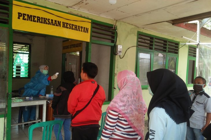 Pengawasan kedatangan orang di perbatasan Bengkulu-Sumbar diperketat