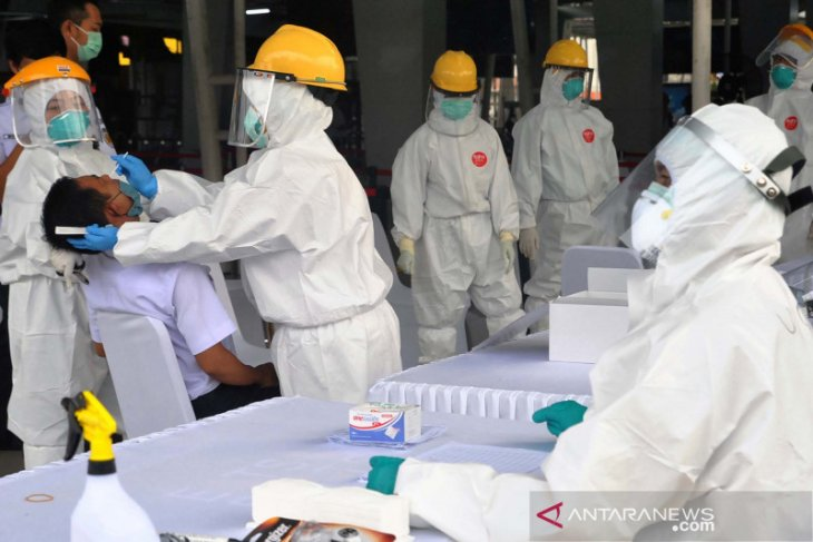 DPR urges government to mass-produce COVID-19 test kits, PPE