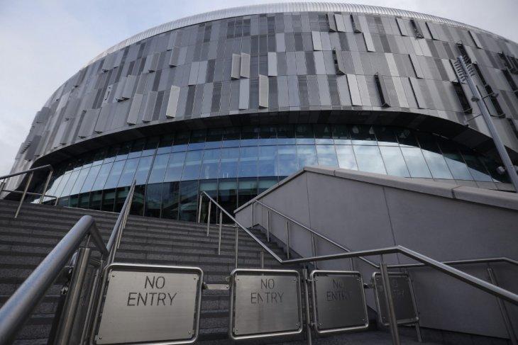 Tottenham Hotspur berlatih sambil patuhi aturan social distancing,