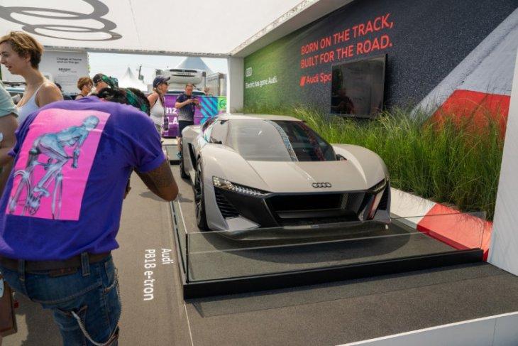Audi fokus ke Formula E dan customer racing