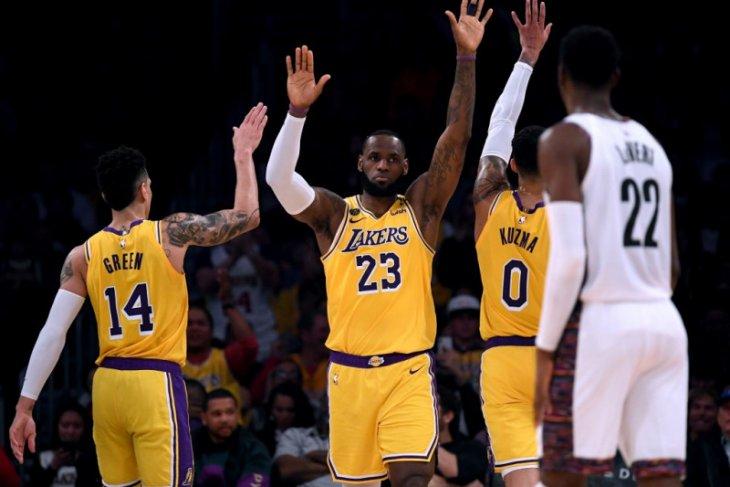Lakers kembalikan dana UKM 4,6 juta dolar AS