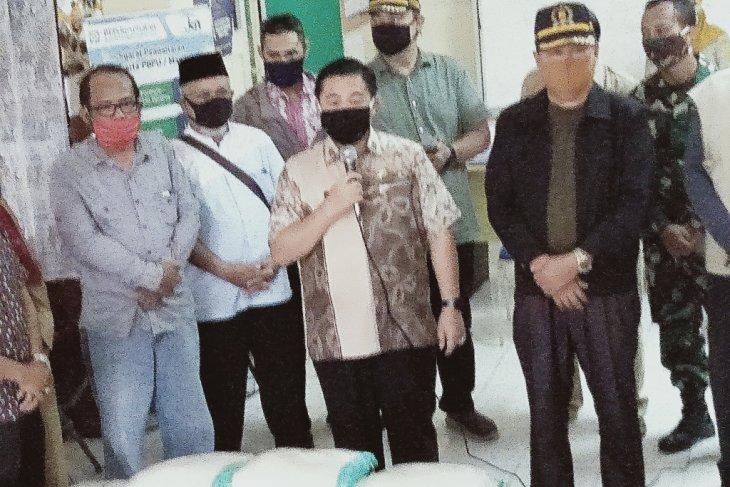 Pemkot Banjarmasin perketat penjagaan di pintu masuk pada hari ke-5 PSBB