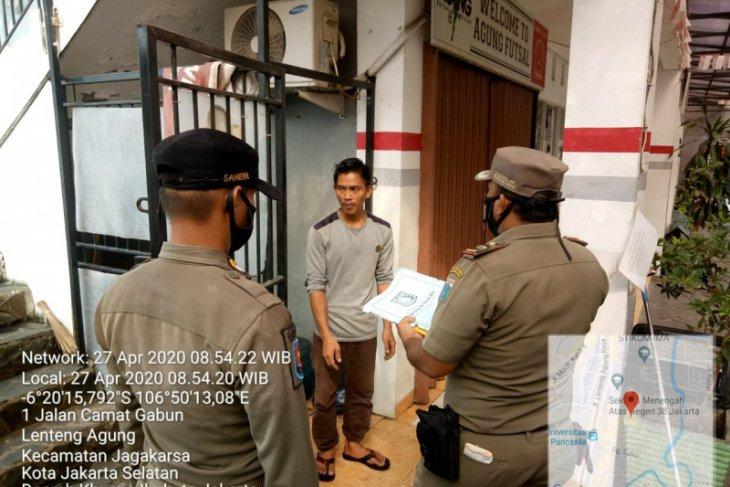 Langgar PSBB 72 unit usaha di DKI Jakarta ditutup