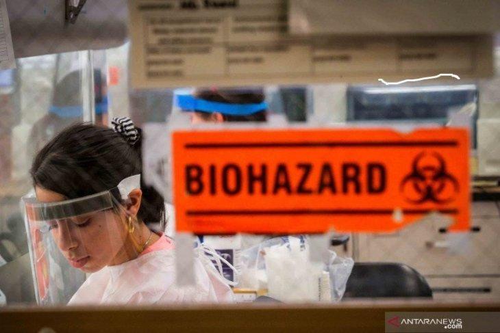 Kematian akibat virus corona di AS lampaui korban Perang Vietnam